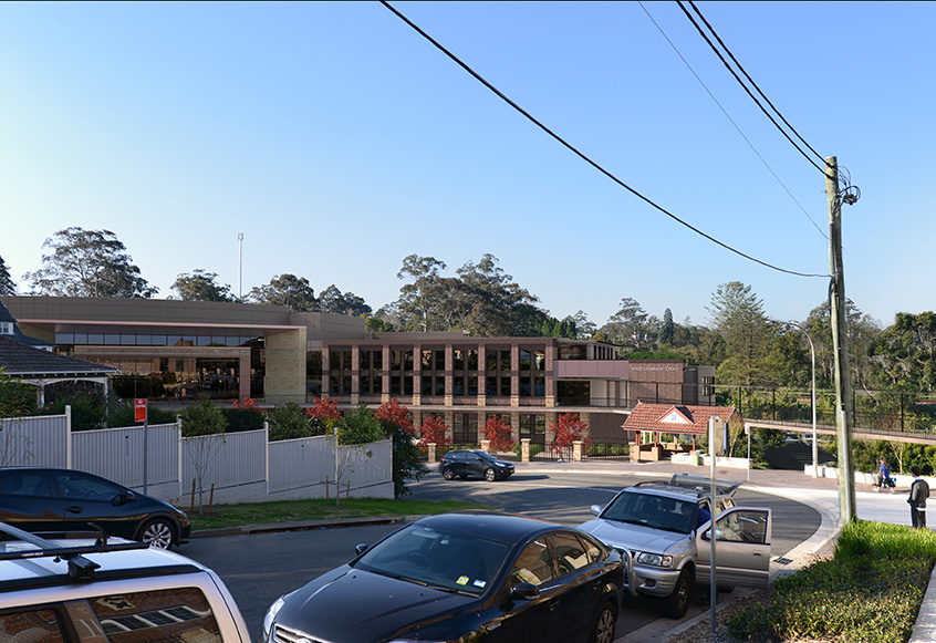 Knox Grammar – Performing Arts Centre