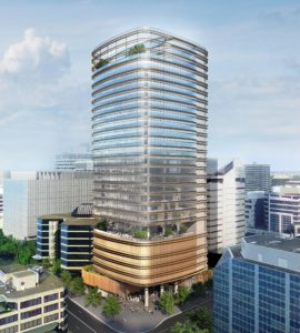 32 Smith Street office tower in Sydney's Parramatta